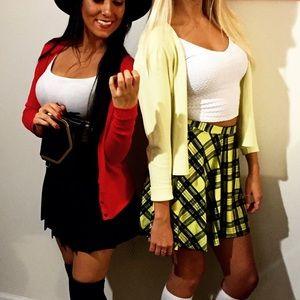"Cher ""Clueless"" Skirt"